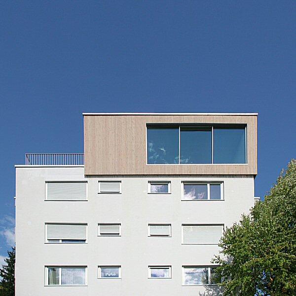 Koenig architekten ag for Architektur 1960